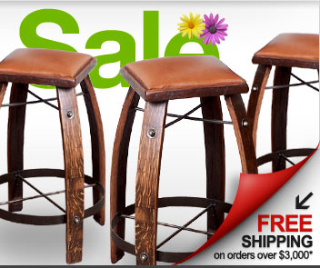 Spring Sale at La Fuente Imports. Save $15-$125 on select orders May 15th - 17th.