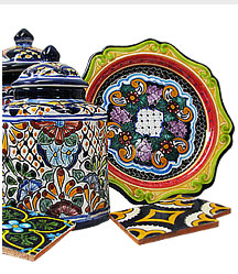 Authentic Mexican Talavera