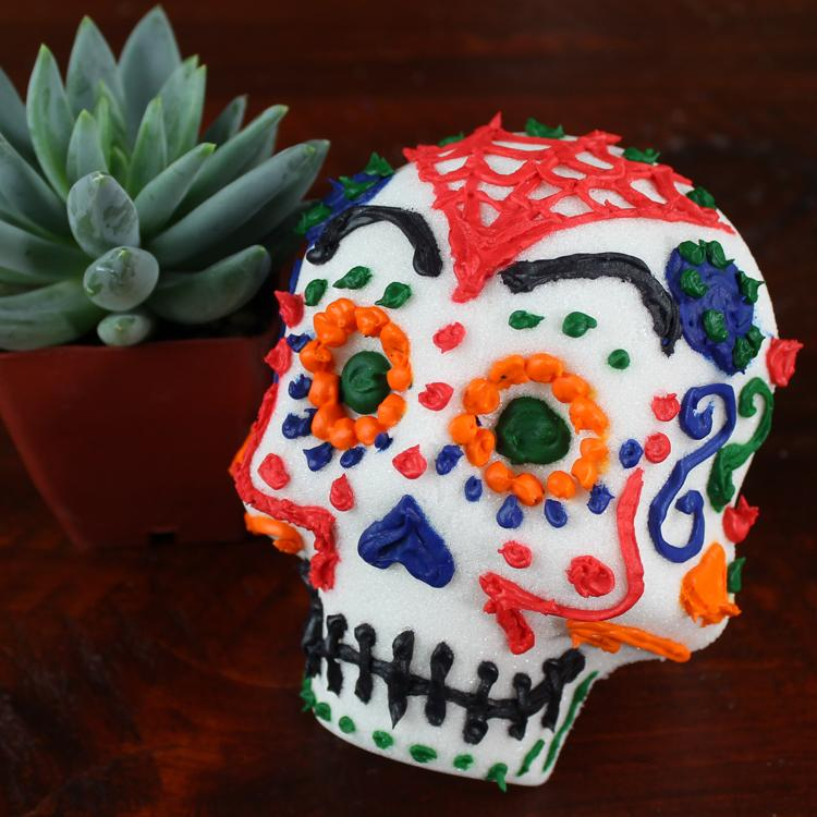 Day of the dead arts crafts collection oaxacan xlsugar for Day of the dead arts and crafts