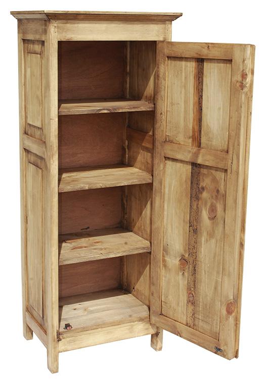 Rustic Pine Collection Colorado Cabinet Com117
