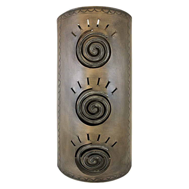 Mexican Tin Lighting Collection - Taos Wall Sconce - LAMW10