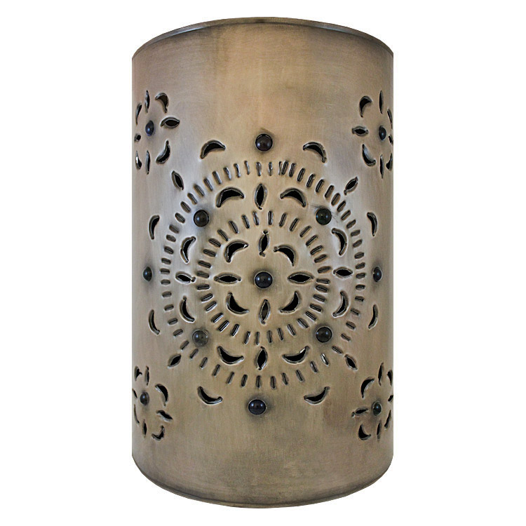Mexican Tin Lighting Collection - Merida Wall Sconce - LAMW16