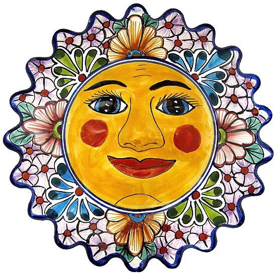 Talavera Wall Art Collection Talavera Sun Twa050