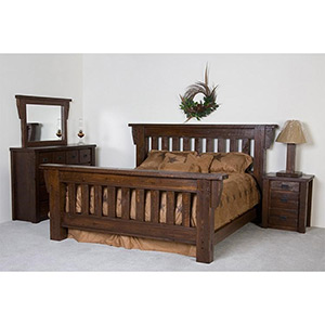 or headboard browse our barnwood bedroom furniture selections