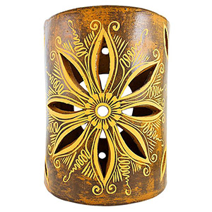 Wall Sconces Mexican : New & Noteworthy - Mexican Ceramic Wall Sconces