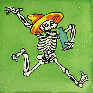 Day of the Dead Tile