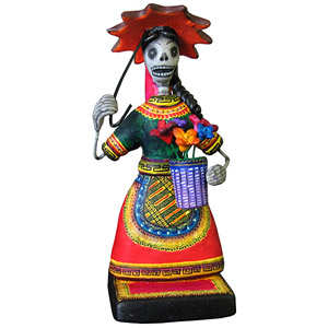 Jose Mendez Figurine