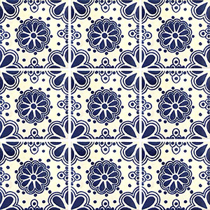 If You Are Looking To Put A Little Bit Of The Southwest Into Your Home S Design Scheme Why Not Try It With Our Talavera Tile Particularly Blue And
