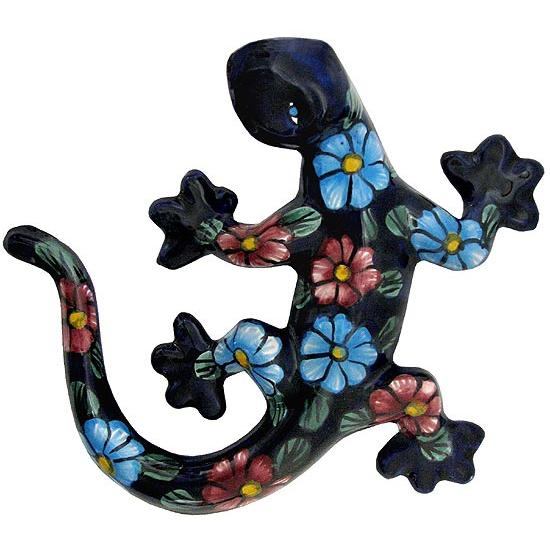 Talavera Lizard  sc 1 st  La Fuente Imports & Talavera Wall Art Collection - Talavera Lizard - TWA090