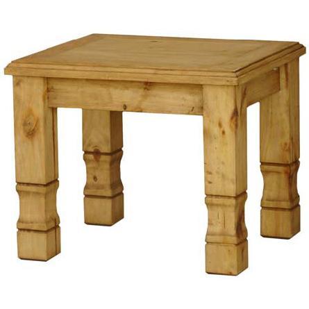 Attirant Julio End Table