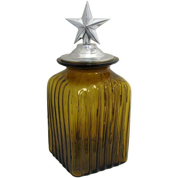 Texas Star Kitchen Canister