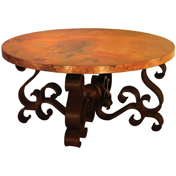 Copper Collection Patricia Coffee Table Cof 4