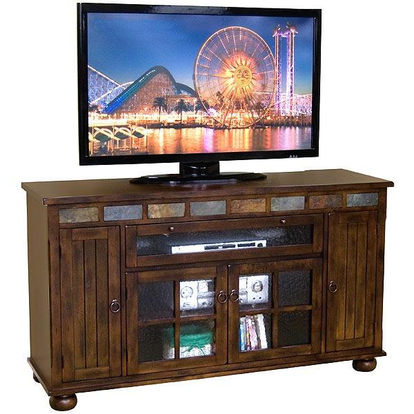 santa fe collection santa feinlaid tv console 2728dc