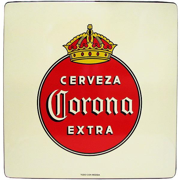 Cantina Supplies Corona Extraold Logo Table Top Can052