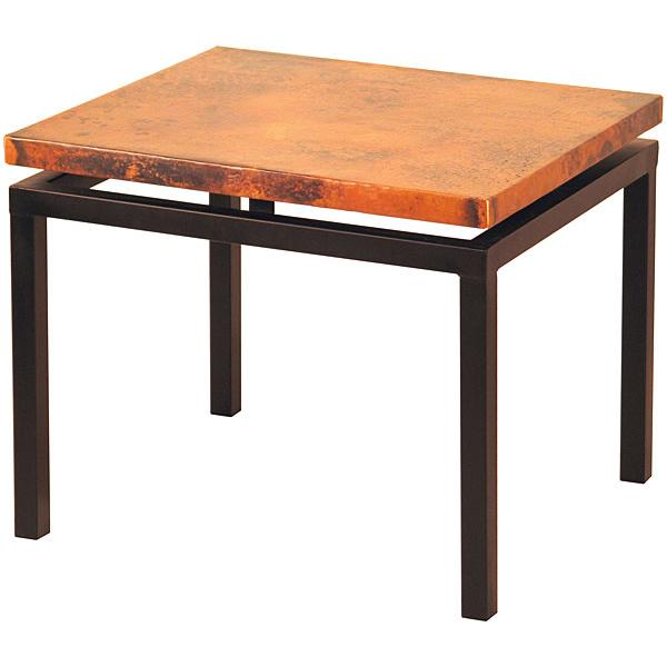 Copper Collection Dania End Table End 52