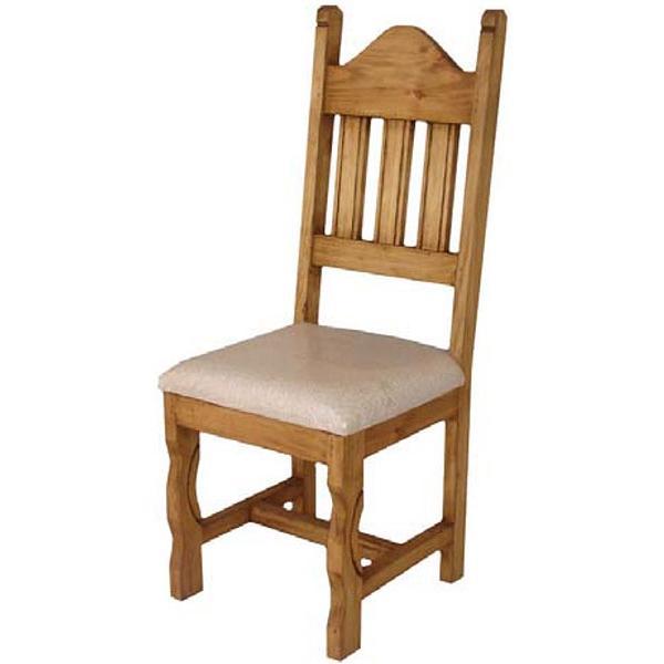 Pueblo Chair W/Cushion