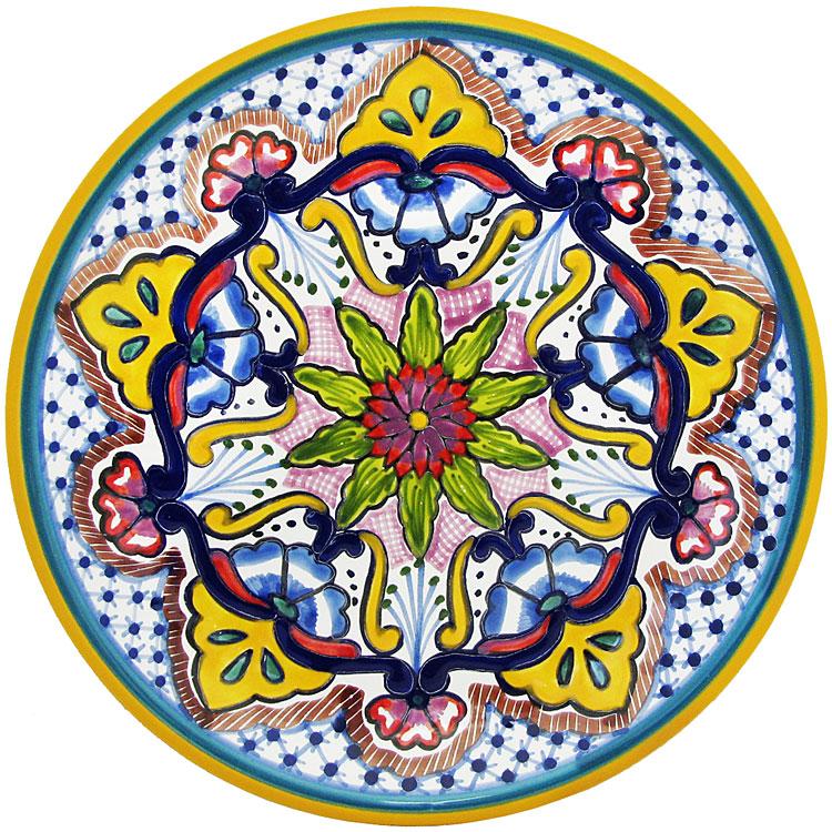 Talavera Dinnerware Collection Dinnerware Pattern 86