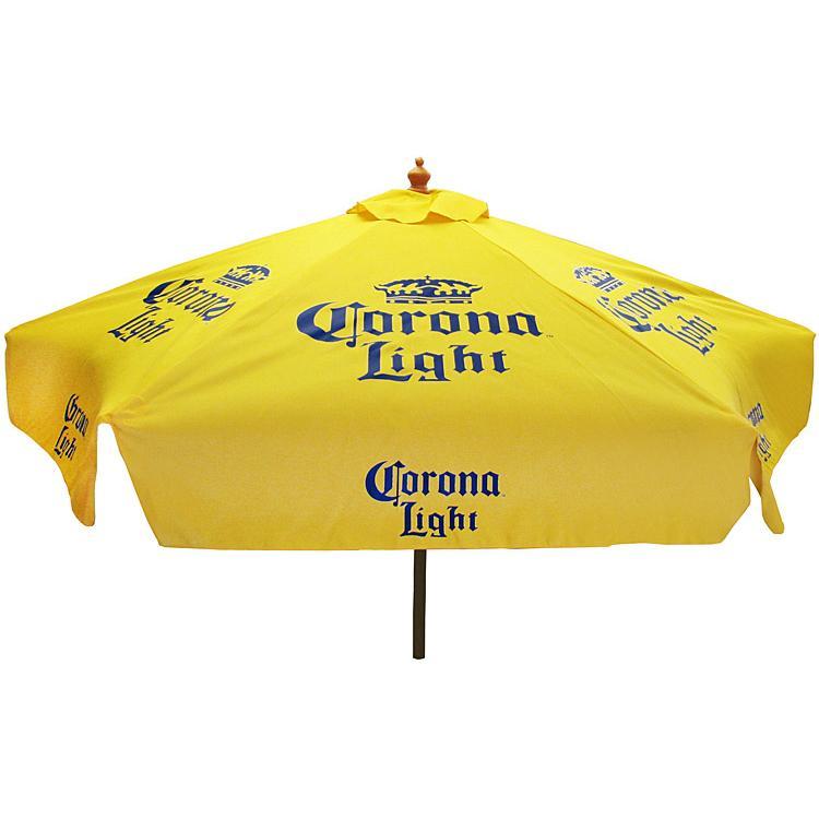 Bon XL Corona Light Patio Umbrella
