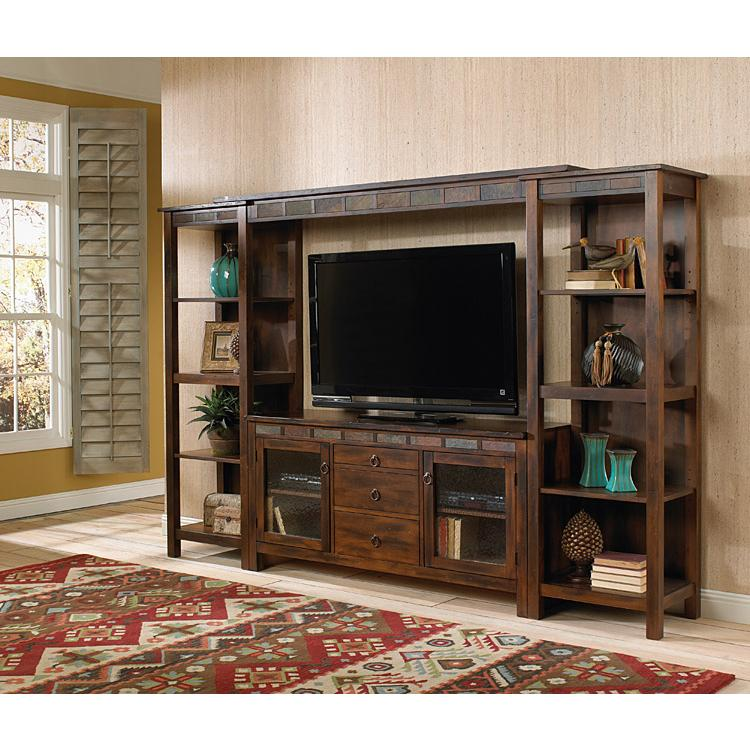 Santa Fe Collection Santa FeEntertainment Center 3403DC