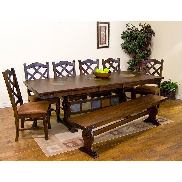 Trestle Extension Table