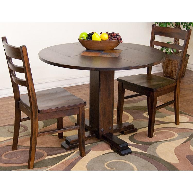 Santa Fe Collection Santa Fedrop Leaf Table 1233dc