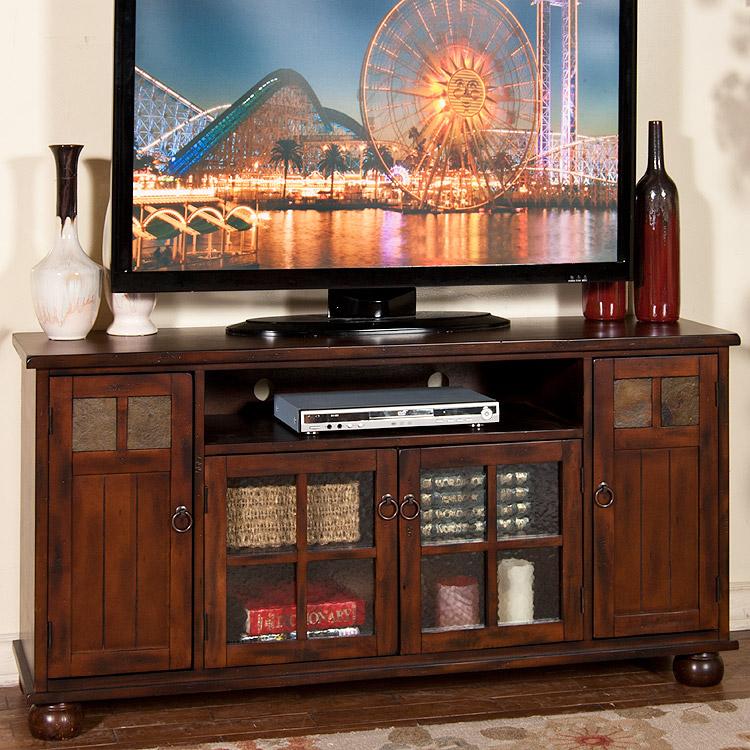 Santa Fe Collection Santa Fe60 Tv Console 3460dc