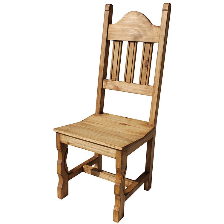 Rustic Pine Collection Pueblo Chair Sil109
