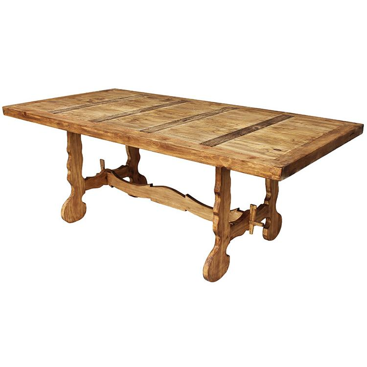 Dining Table Pine Farmhouse Dining Table