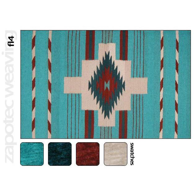 Zapotec Weavings Collection Wool Zapotec Weavingdesign