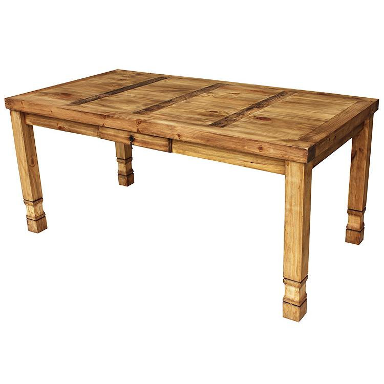 Rustic Pine Collection - Julio Dining Table - MES28