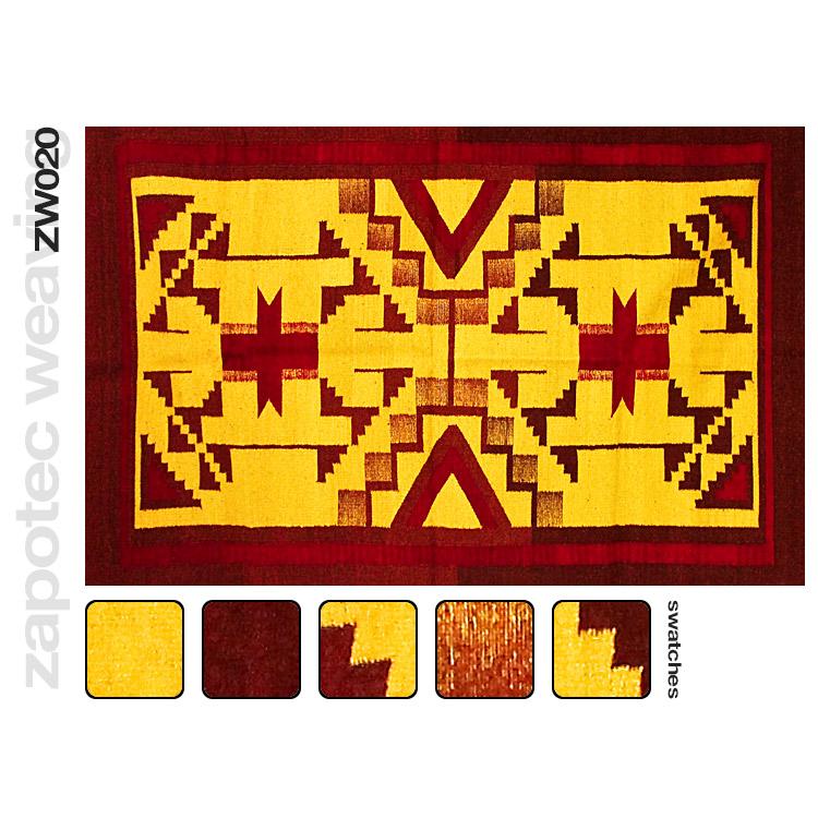 Zapotec Weavings Collection Zapotec Weaving Zw009