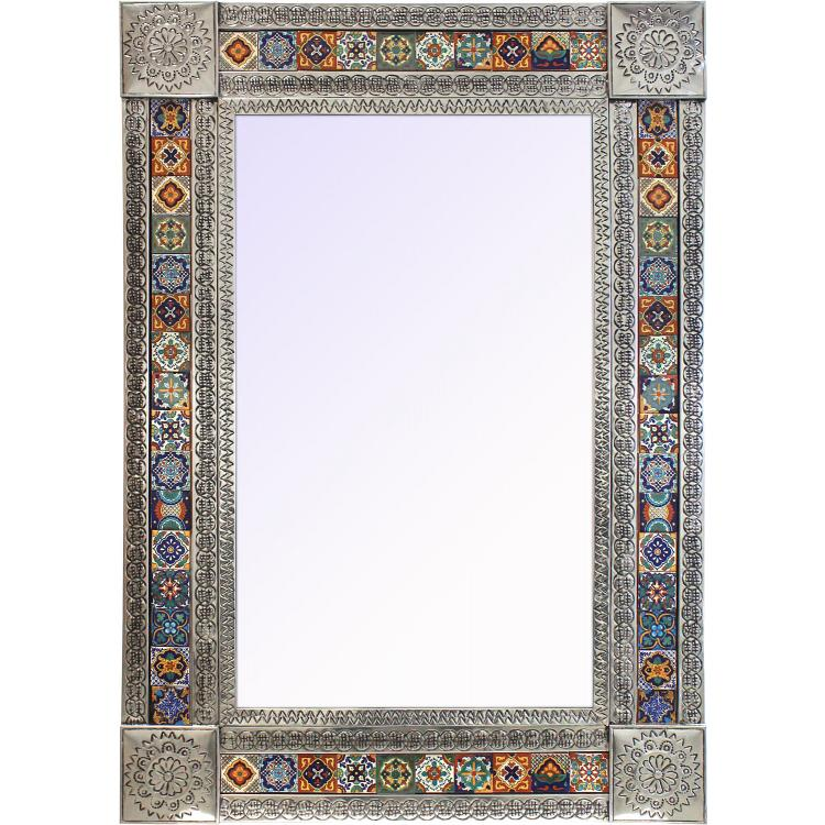 Talavera Tile Mirrors Collection Talavera Tile Mirrorw