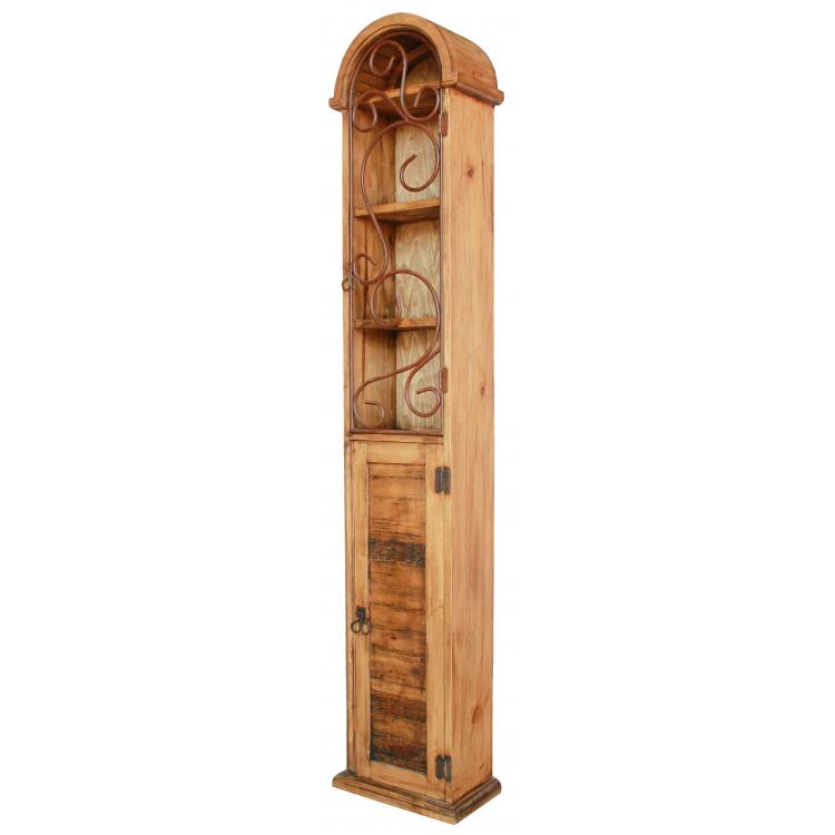 Rustic Pine Collection - Bossier Media Cabinet - ACCDVD1