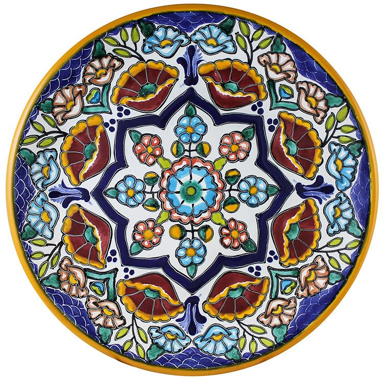 Talavera Dinnerware Collection Dinnerware Pattern 48