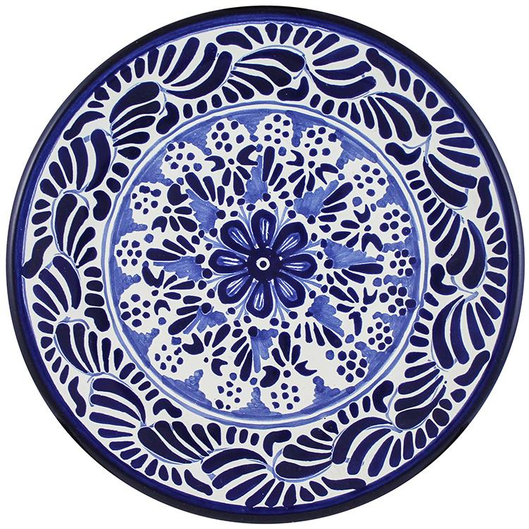 Talavera dinnerware collection tomas huerta for Oficina zona azul talavera