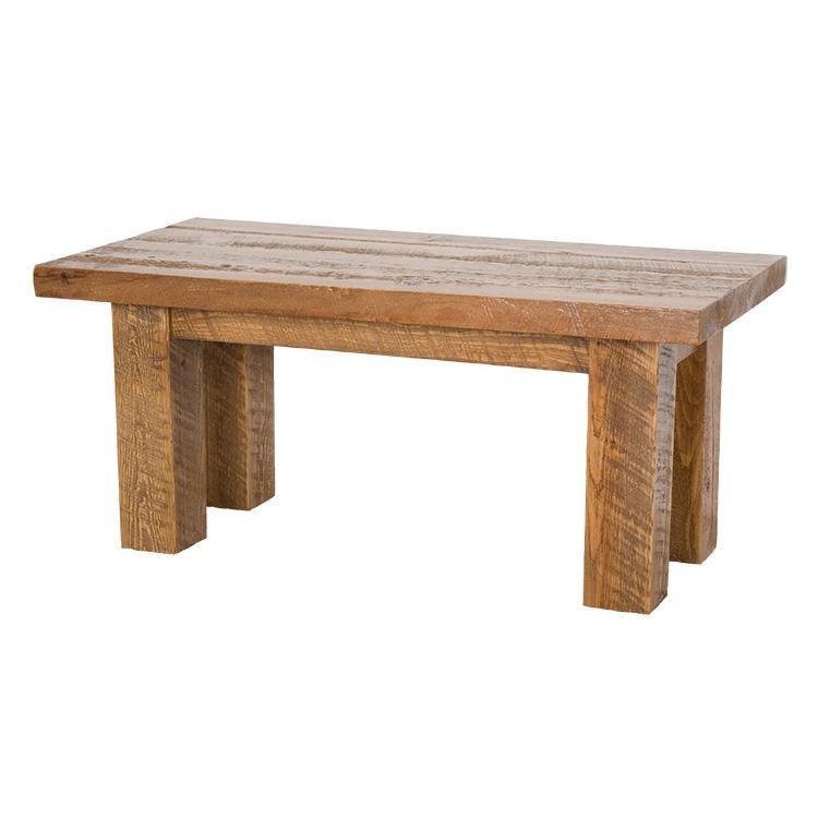 Barnwood collection barnwood coffee table bw36 for Barnwood coffee table