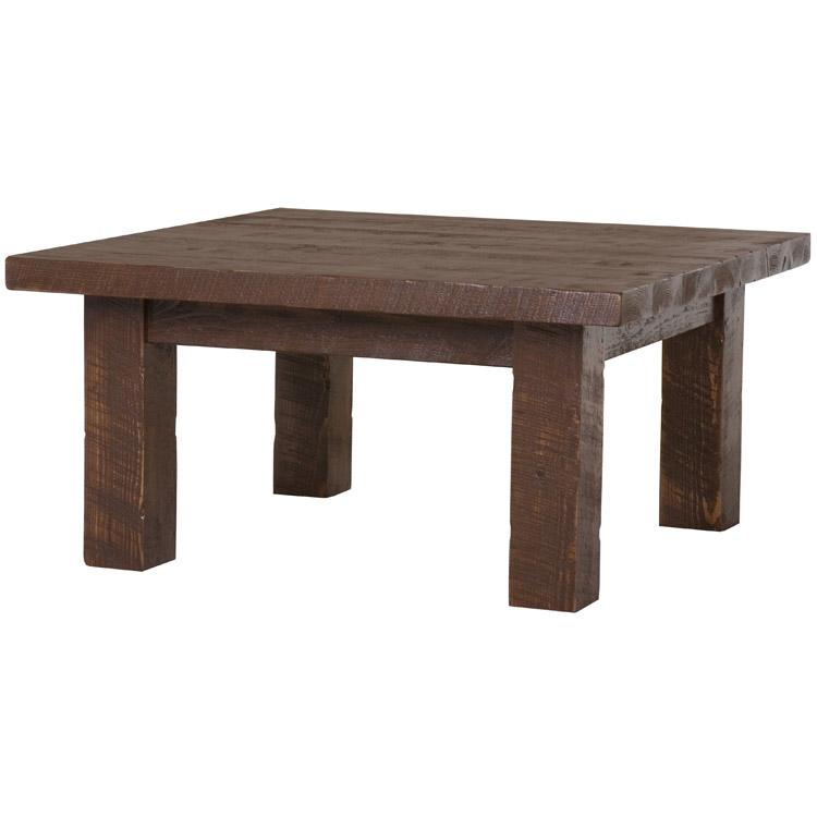 Tables And Seating Barnwood Square Coffee Table Bw38