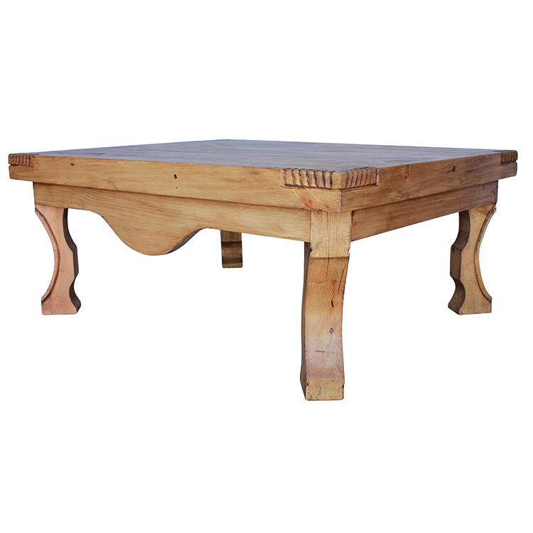Rustic Pine Collection Yugo Coffee Table Cen25