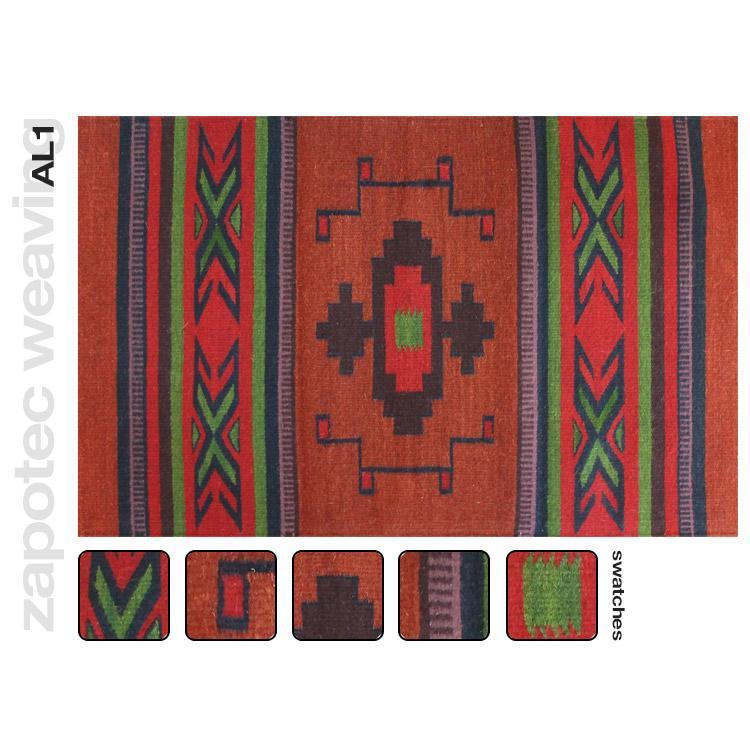Zapotec Weavings Collection