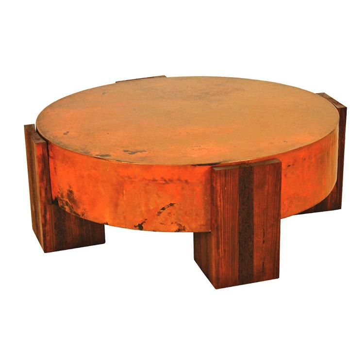 Coffee Tables Round Tucson Coffee Table Cdt 122cu