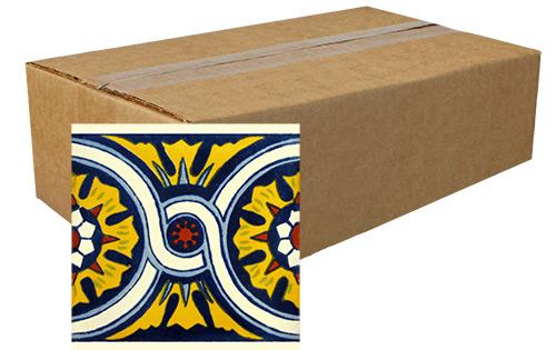 Talavera Tile Pack Of 45