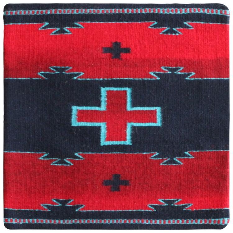 Zapotec Weavings Collection - Wool Throw Pillow:Zapotec Design VR5 - PILLOW-VR5