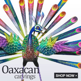 Oaxacan Carvings