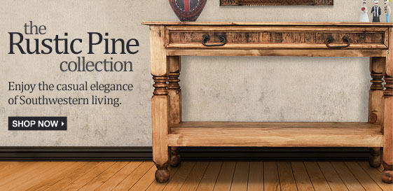 The Rustic Pine Collection