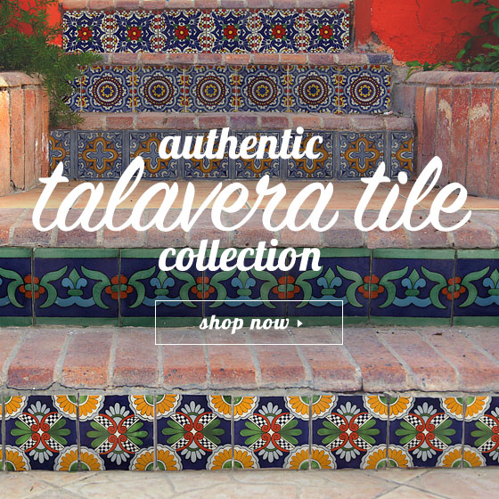 Rustic Furniture Mexican Furniture Talavera Tile Folk Art