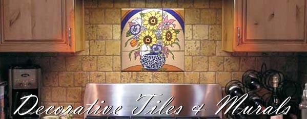 Southwest Decorative Tile And Murals