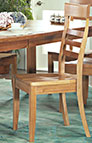 Extendable Dining Table - Cottage Cherry Collection