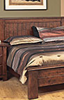 Montana Bed - Fergus Cherry Collection