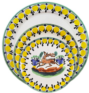 Gorky Majolica Place Settings