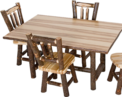 Hickory Dining Tables